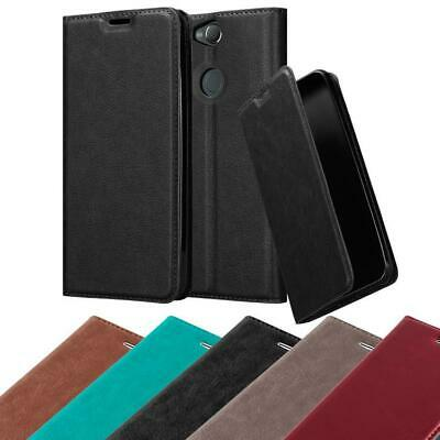 AU12.50 • Buy Case For Sony Xperia XA2 PLUS Phone Cover Protective Book Magnetic Wallet
