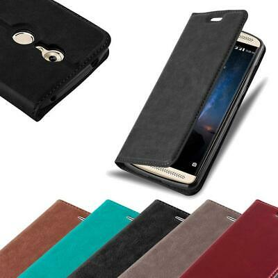 AU12.50 • Buy Case For ZTE AXON 7 MINI Phone Cover Protective Book Magnetic Wallet