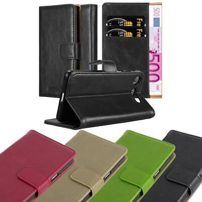 AU12.50 • Buy Case For Sony Xperia XZ1 Phone Cover Luxury Protective Wallet Book