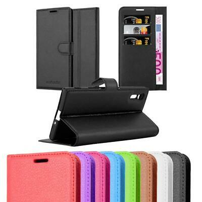 AU12.50 • Buy Case For Sony Xperia XZ / XZs Phone Cover Protective Book Kick Stand