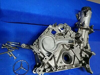 $275 • Buy MERCEDES W219 W211 R230 E55 SL55 CLS55 AMG Engine Motor Timing Cover M113k OEM