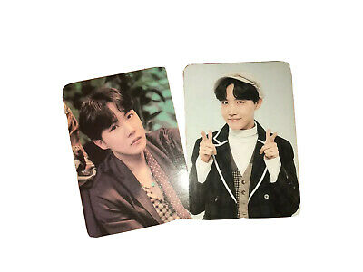 $8 • Buy BTS 5th Muster Mini Photocard JHope 4 & 7