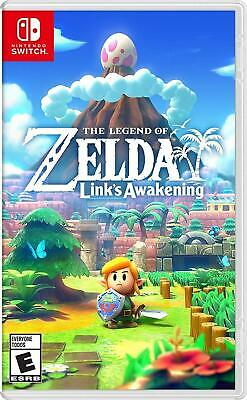 The Legend Of Zelda - Link's Awakening - Nintendo Switch • 59.99$