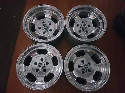 AU995 • Buy Aunger 14x6 14x7 Jelly Bean Suit Holden HD - HG Torana Polished New Nuts/caps