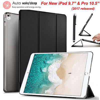 AU13.99 • Buy For Apple IPad 9.7  & Pro 10.5  2017 Luxury Leather Slim Stand Smart Case Cover