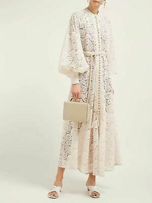 Zimmermann Amari Paisley Lace Maxi Dress 0,1,2  • 440$