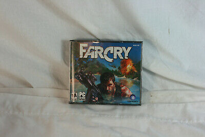 AU16.35 • Buy Far Cry By Ubisoft PC CD ROM Game 5 Disc