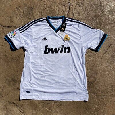 $30 • Buy Madrid #7 Ronaldo Adidas Soccer Football Futbol Jersey Adult Size XL - NWT