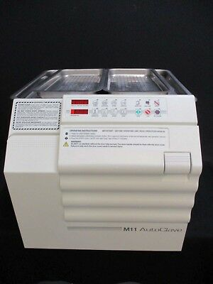 $3400 • Buy Ritter M11 (Gen 1) Autoclave (CBET Tested / Fully Refurbished) 90-Day Warranty