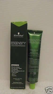 Schwarzkopf ESSENSITY Ammonia Free Organic Hair Color 2 Oz ~U Pick~ Lot Of 10 • 30.35£