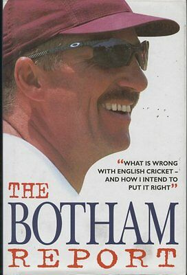 Book  THE BOTHAM REPORT By  Ian Botham  With Peter Hayter • 8£