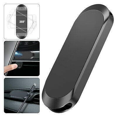 $8.17 • Buy Strip Shape Magnetic Car Phone Holder Stand For IPhone Magnet Mount Accessories