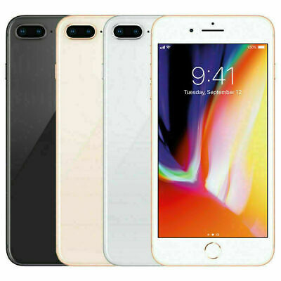 View Details Apple IPhone 8 Plus- 64GB GSM Unlocked A1897 One Year Warranty Included • 334.97$