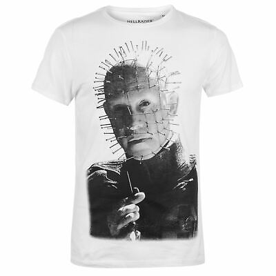 Clive Barkers, Hellraiser, Pin Head - Men's Fitted T Shirts ( Halloween Idea ) • 11.99£