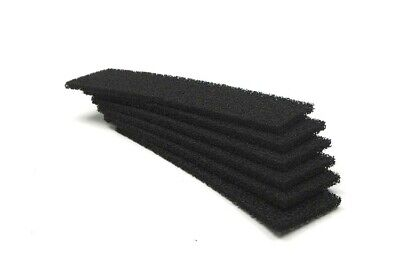 £4.29 • Buy Compatible And Suitable Carbon Pads Suitable For Use With The Fluval U4 Filter