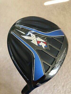 "$ CDN147.35 • Buy Callaway XR16 Hotmelted Head 5 Wood 41.5"" W/ Aldila Rogue Black 80 Stiff"