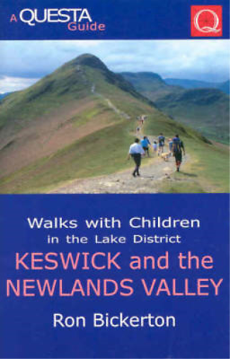 Walks With Children In The Lake District: Keswick And The Newlands Valley (Quest • 9.18£