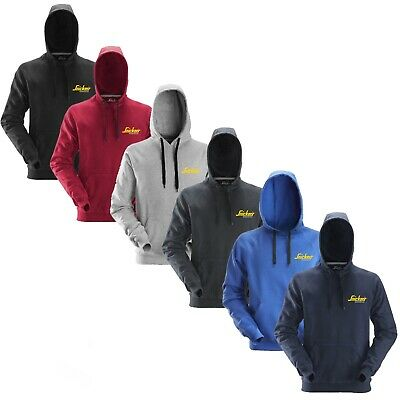£46.95 • Buy Mens Snickers Workwear Special Edition Embroidered Logo Classic Hoodie 2800