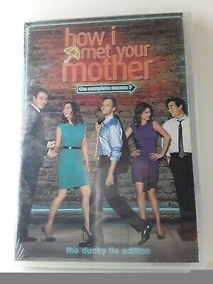 $14.49 • Buy How I Met Your Mother: The Complete Season 7 [3 Disc DVD)  New, ☆Free Shipping!☆