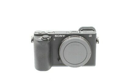 $ CDN1100.05 • Buy Sony A6500 Black Mirrorless APS-C Sensor Body