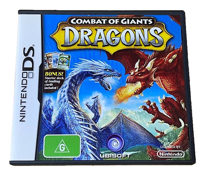 £9.17 • Buy Dragons Combat Of Giants Nintendo DS 2DS 3DS Game *No Manual*