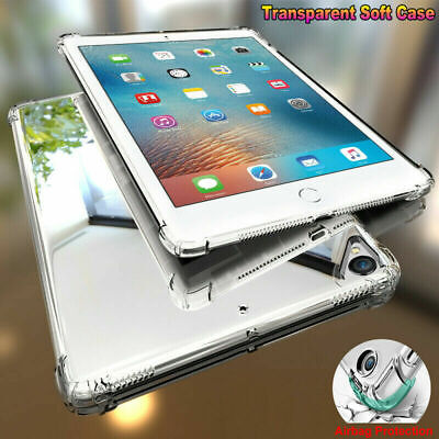 AU9.91 • Buy For IPad Mini 6 9th 8th 7th 10.2 Air4 10.9 10.5 9.7 Clear Case Shockproof Cover