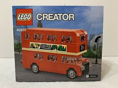 $ CDN54.84 • Buy LEGO Creator Double Decker London Bus 40220