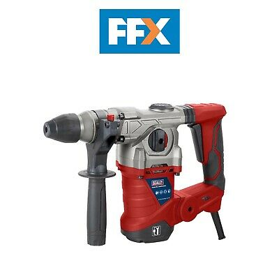 Sealey SDSPLUS32 230V 1500W 32mm SDS Plus Rotary Hammer Drill • 110.50£