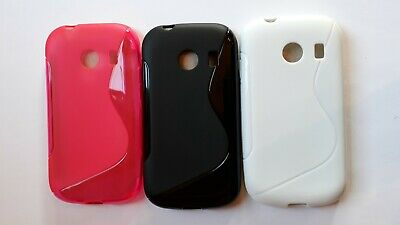 £2.90 • Buy Silicone Skin, Gel Phone Case, Cover To Fit Samsung Galaxy Ace Style - G310