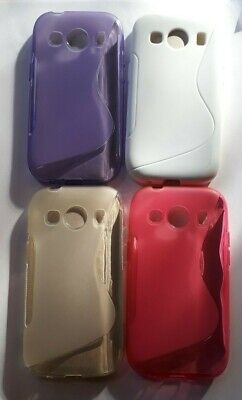 £2.90 • Buy Silicone Skin, Gel Phone Case, Cover To Fit Samsung Galaxy Ace 4 (G357)
