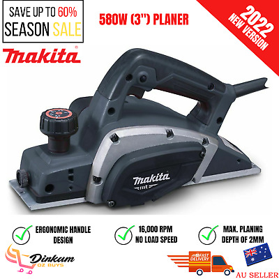 AU127.95 • Buy Makita M1901G 580W Electric Planer 82mm 3  MT Series Corded Planers Power Tool