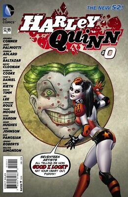 $ CDN13.60 • Buy Harley Quinn #0 New 52 DC 1st Print Near Mint NM