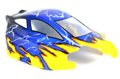 08060-1 1/8 Scale Off-Road RC Buggy Body W/Decal Sheet • 16.21£