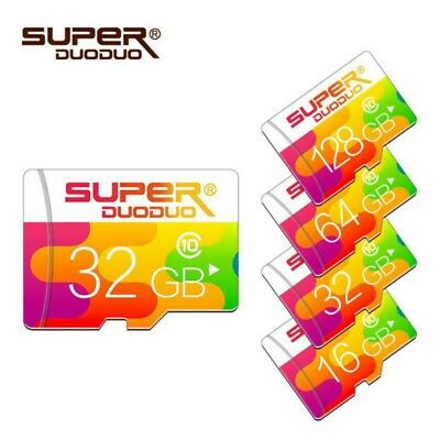 $8.95 • Buy Micro*Card 128GB TF-Flash Memory High Speed SD*Cards For Phone Tablets Camera-