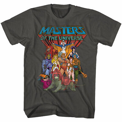 $21.24 • Buy OFFICIAL Masters Of The Universe He-Man Characters Men's T Shirt Skeletor She-Ra