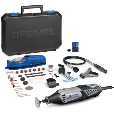 Dremel F0134000LU 4000 High Performance Multitool With 4 Attachments, 65 Accesso • 89£