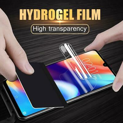 $ CDN6.99 • Buy Screen Protector For Samsung Galaxy Note10 Plus S9 S10 S8 15D Soft Hydrogel Film