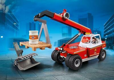 £25.32 • Buy Playmobil #9465 Fire Crane - New Factory Sealed