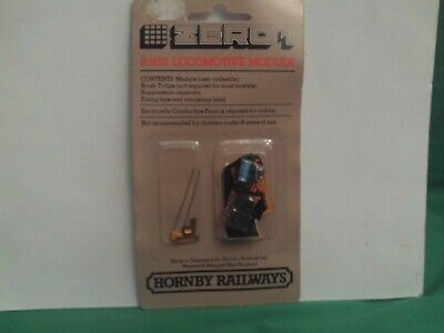 Hornby R.955 Zero 1 Locomotive Module Mint Sealed With Fitting Sheet Guide • 19.99£