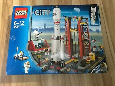 £50 • Buy LEGO 3368 City Space Center Full Complete!