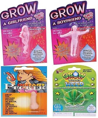 Grow Your Own Funny Joke Rude Adult Mens Womens Prank Christmas Gift Present A • 4.39£