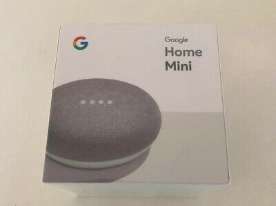 AU59 • Buy Google Home Mini Smart Assistant - Chalk Colour