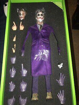 $720 • Buy Hot Toys THE DARK KNIGHT THE JOKER 1/4 Scale Action Figure