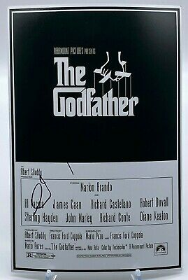 £199 • Buy AL PACINO Signed 12x8 PHOTO THE GODFATHER AFTAL OnlineCOA