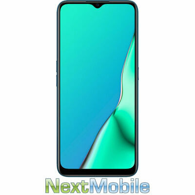 AU369 • Buy OPPO A9 2020 - Marine Green AU Stock & Express Shipping