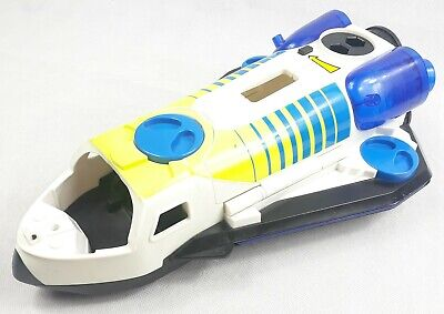 Fisher Price Imaginext Space Shuttle Ship Light Up With Sounds  • 17.99£