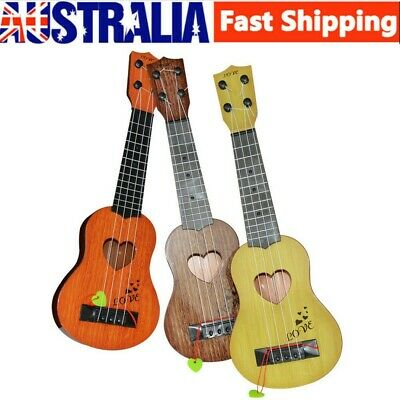 AU16.59 • Buy Beginner Classical Ukulele Guitar Educational Musical Instrument Toy For Kids