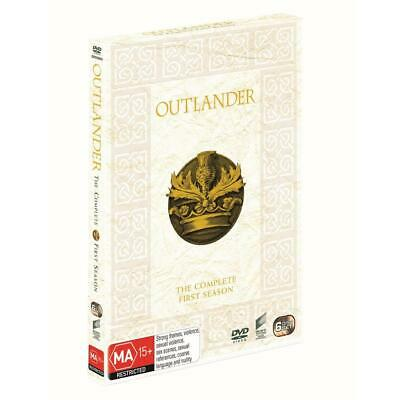 AU27.90 • Buy OUTLANDER The Complete Season 1 : Parts 1 - 2 : NEW DVD Box Set