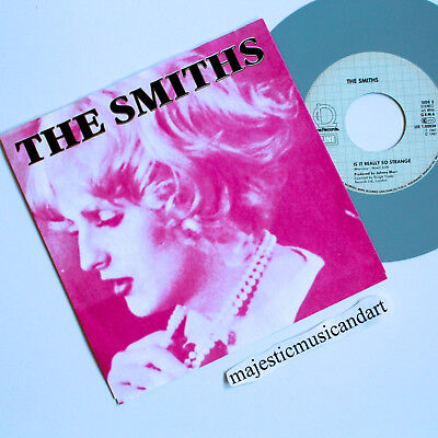 $99.99 • Buy Andy Warhol Candy Darling Cover The Smiths 7 Inch Color Vinyl 1987 Nm Rare