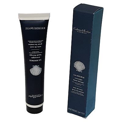 Crabtree And Evelyn La Source Overnight Hand Therapy, 75g, Skin Care • 19.95£